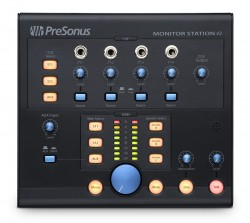 PreSonus - PRESONUS Monitor Station V2 - Stüdyo Kontrol Sistemi / Talkback / Monitöring