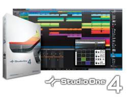 PreSonus - PreSonus Studio ONE V4.x Pro