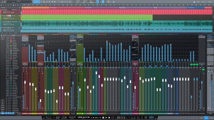 PreSonus Studio ONE V4.5 Pro (Türkçe Destekli)