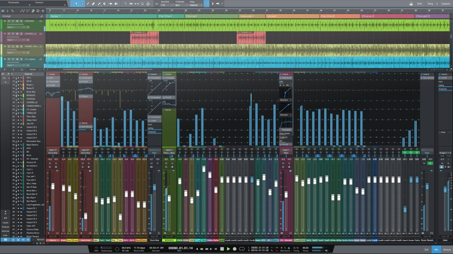 Presonus Studio One V4 5 Pro Edu Ogrenci Ogretmen Surumu En Iyi