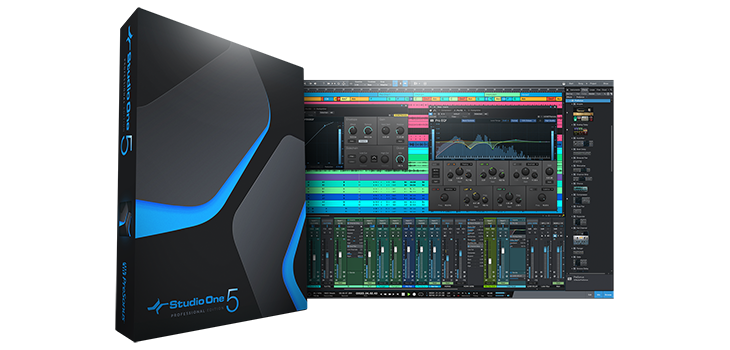 PreSonus Studio ONE V5 Pro (Türkçe Destekli)