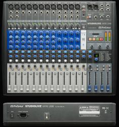 PreSonus - PreSonus StudioLive AR16 16 Kanal USB Bluetooth Stüdyo Kayıt Mikseri