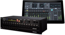 PreSonus - PRESONUS StudioLive RM16AI - Rack Mount Dijital Mikser