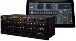 PreSonus - PRESONUS StudioLive RM32AI - Rack Mount Dijital Mikser / FireWire Ses Kartı / Active Integration