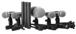 Proel - Proel DMH5XL 5'li Davul Mikrofon Seti