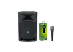 InfoMusic Paket Sistemler - Proel Müzik - Konuşmacı Portatif ve Taşınabilir Ses Sistemi