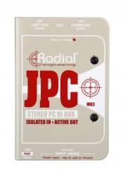 Radial Engineering - Radial Engineering - JPC Bilgisayar İçin D.I Box