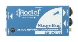 Radial Engineering - Radial Engineering - StageBug SB-1 Aktif D.I Box