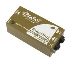Radial Engineering - Radial Engineering - StageBug SB-4 Aktif D.I Box