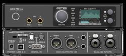 RME - RME ADI-2 Pro FS R Black Edition AD/DA Çevirici ve Ses Kartı
