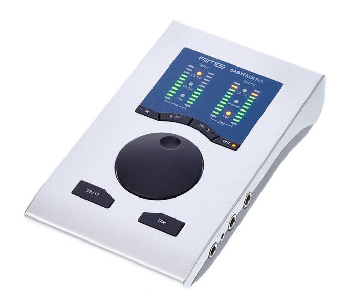 RME Babyface Pro DSP'li Ses Kartı