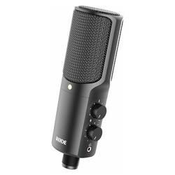 RODE NT-USB Dahili Ses Kartlı Condenser Stüdyo Mikrofon - Thumbnail