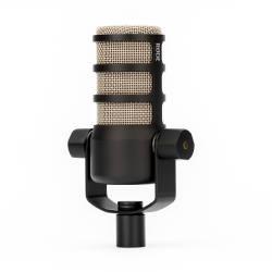 Rode - PodMic Dinamik Podcast / Broadcast Yayıncı Mikrofonu - Thumbnail