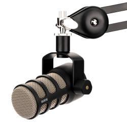 Rode - Rode - PodMic Dinamik Podcast / Broadcast Yayıncı Mikrofonu