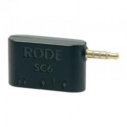 Rode - RODE SC6 2 x TRRS giriş / 1 stereo kulaklık çıkış breakout box