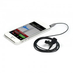 Rode - RODE smartLav+ / Kablolu Broadcast Lavalier Mikrofon (iOS ve Android)
