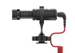 Rode - Rode Video Micro Kompakt Kamera Üstü Mikrofon