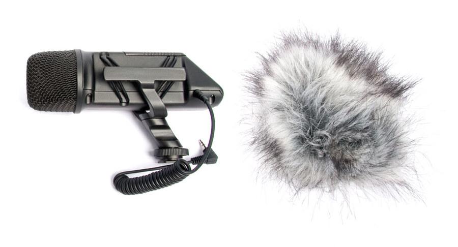 Rode VideoMic Stereo Shotgun Mikrofon