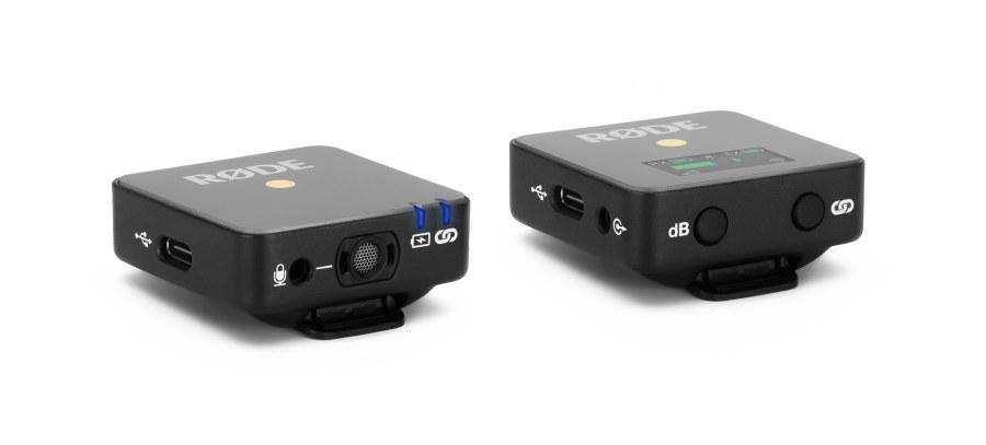 RODE Wireless GO Compact Kablosuz Yaka Mikrofonu Seti
