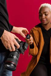 RODE Wireless GO Compact Kablosuz Yaka Mikrofonu Seti - Thumbnail