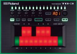 Roland - ROLAND AIRA TB-3 Touch Bassline Synthesizer