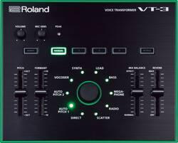 Roland - ROLAND Aira VT-3 Vokal Prosesör