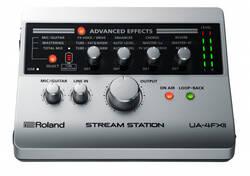 Roland - ROLAND UA-4FX2 Stream Station Ses Kartı