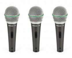 Samson - Samson Q6 Dinamik Vokal Mikrofonu