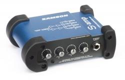 Samson - Samson S-AMP Mini-Stereo Kulaklık Amfisi