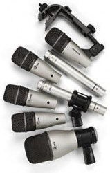 Samson - SAMSON SADK7 - 7 Parça Davul Mikrofon Seti
