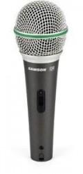 Samson - SAMSON SAQ6CL - Dinamik El Mikrofonu