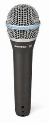 Samson - SAMSON SAQ8 - Dinamik El Mikrofonu