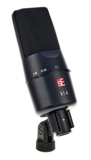 sE Electronics X1 A Kondenser Stüdyo Mikrofonu
