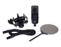 sE Electronics X1 S Mikrofon Ve Pop Filtre Vokal Paketi - Thumbnail