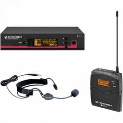 Sennheiser - Sennheiser EW 152 Kablosuz Headset Cardioid Mikrofon set