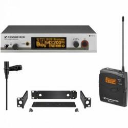 Sennheiser - Sennheiser EW 312 Kablosuz Condenser Headset Mikrofon