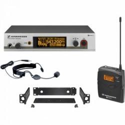 Sennheiser - Sennheiser EW 352 Kablosuz Condenser Headset Mikrofon