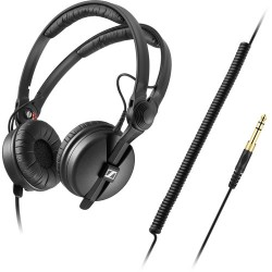 Sennheiser HD 25 PLUS Profesyonel Kulaklık - Thumbnail