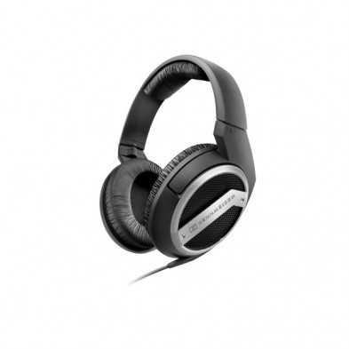 127f9ff474c Sennheiser HD 449 6.3mm adaptör Kulaküstü Kulaklık (Siyah, Gümüş) - 504766