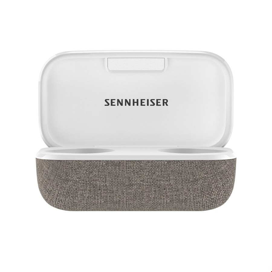 Sennheiser Momentum True Wireless 2 (Siyah-Beyaz)