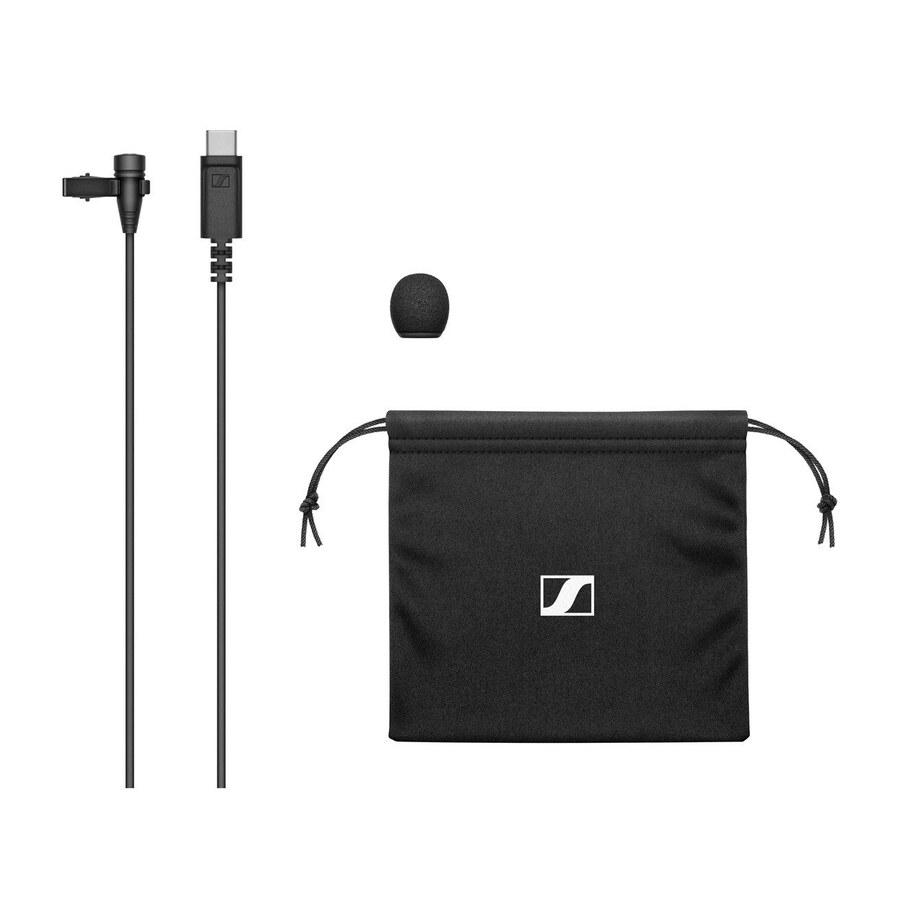 Sennheiser XS LAV USB-C Yaka Mikrofonu (Mobil)