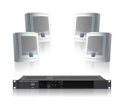 InfoMusic Ses Paketleri - Martin C115 + REVAMP 2250 Lüks Mağaza, Cafe ve Restorant Ses Sistemi
