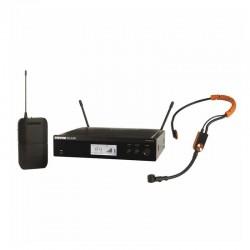 Shure - Shure BLX14RE/SM31 Rack Tipi Kablosuz Headset Mikrofon