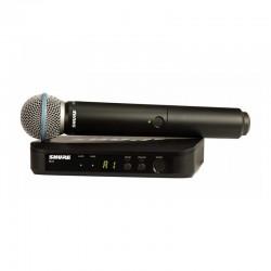 Shure - Shure BLX24E/B58 Kablosuz BETA 58 kapsül El Mikrofonu
