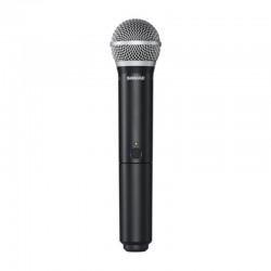 Shure BLX24E/PG58 Kablosuz PG 58 Kapsül El Mikrofonu - Thumbnail