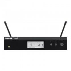 Shure BLX24RE/SM58 Rack Tipi Kablosuz SM58 kapsül El Mikrofonu - Thumbnail