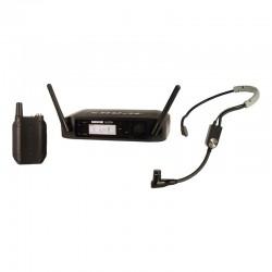 Shure - Shure GLXD14E/SM35 Kablosuz Headset Mikrofon