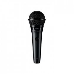Shure - Shure PGA58 XLR-E Dinamik Solist Mikrofonu