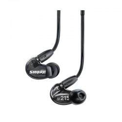 Shure - Shure SE215-K Kulakiçi (In-Ear) Kulaklık