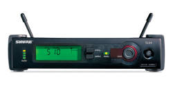 Shure - Shure SLX4 Çift Anten Kablosuz Receiver